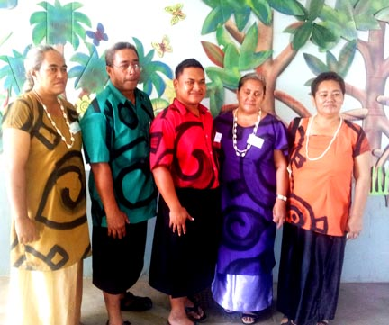 Rotuma Representatives